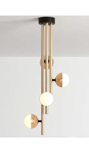 IPM105CH4 Chandeliers Contemporary