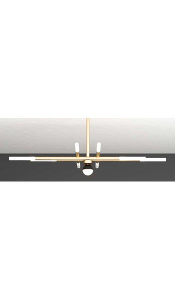 IPM106CH9 Chandeliers Contemporary