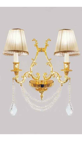 1759/A2/Bis  Wall Lamps Classic