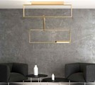 IPM113CH4 Chandeliers Contemporary