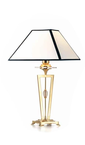 1214/SG Table Lamps Contemporary