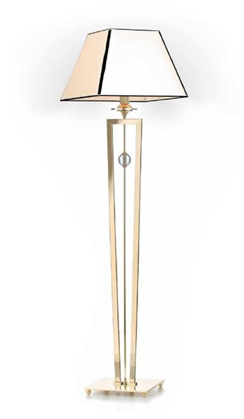 1214/FL/SG Floor Lamps Contemporary