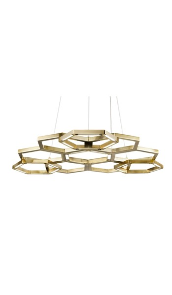 2124D90 Chandeliers Contemporary