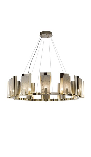 2211/CH12 Chandeliers Contemporary