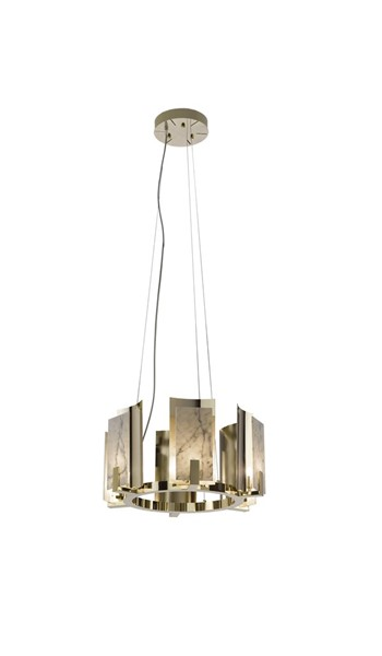 2211/CH6 Chandeliers Contemporary