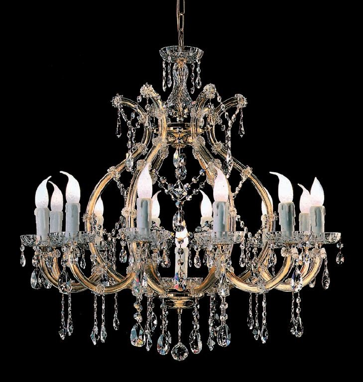 L111-12+1 Chandeliers Classic