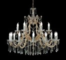 L131/12+6 Chandeliers Classic