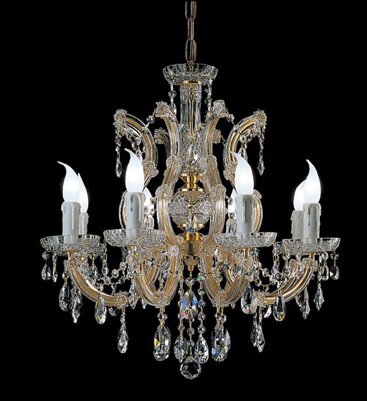 L410/8 Chandeliers Classic