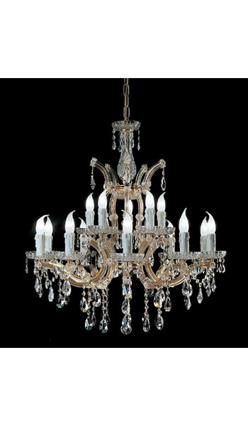 L618/10+5 Chandeliers Classic