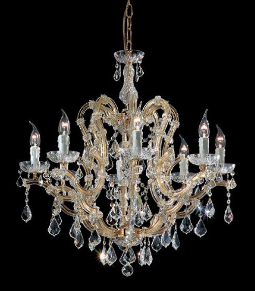 L660/8 Chandeliers Classic