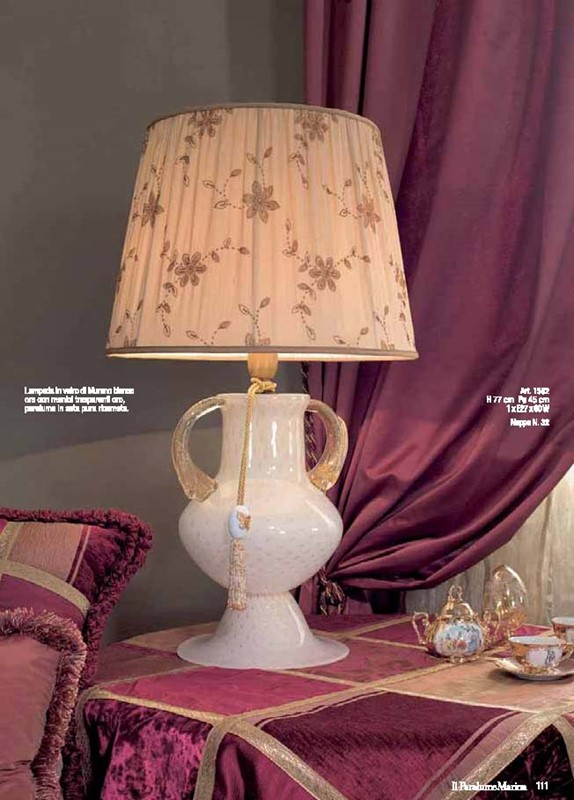 1582 - Prompt delivery Table Lamps Classic