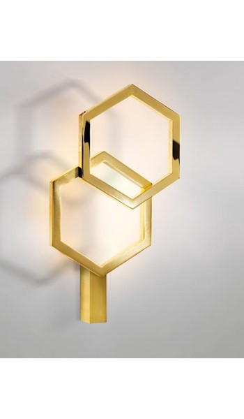 2122DR Wall Lamps Contemporary