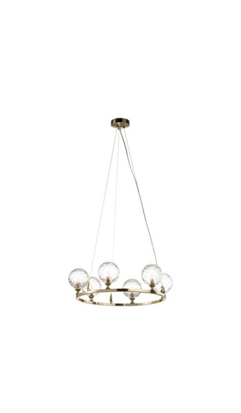 2177/CH6/SGB Chandeliers Contemporary