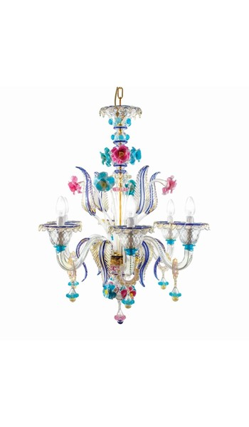 2247/CH6 Chandeliers Classic