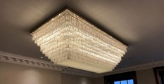 1512L200x100 Chandeliers Contemporary