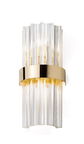 2242A Wall Lamps Contemporary