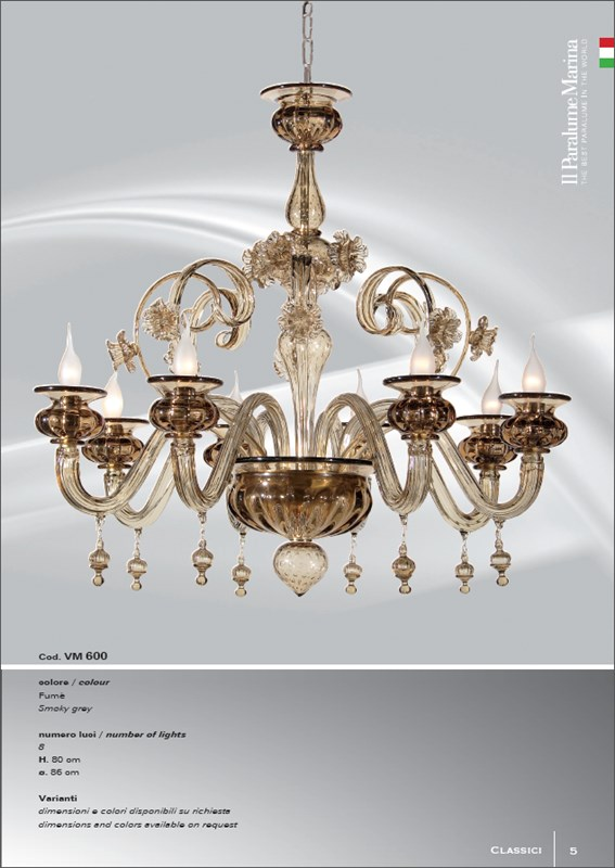 VM600 Chandeliers Classic