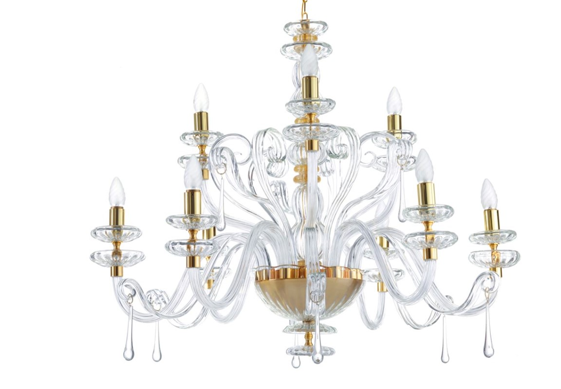 1792/CH9 Chandeliers Classic