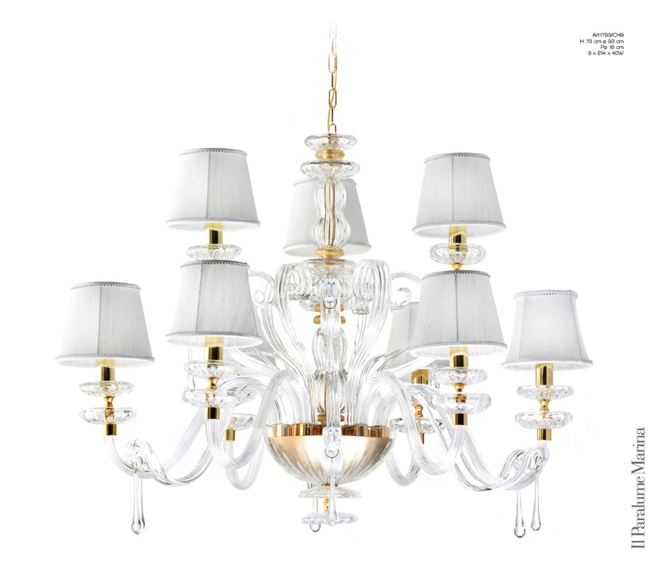 1793/CH9 Chandeliers Classic