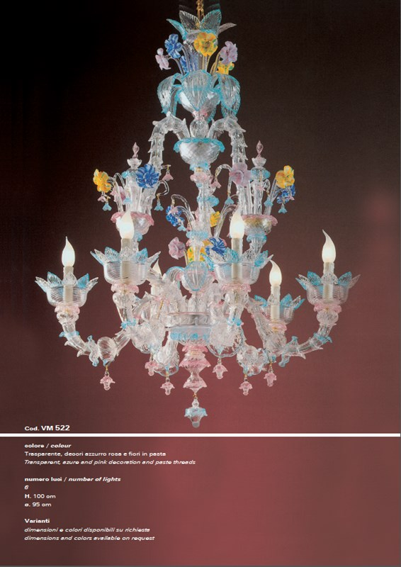 VM522 Chandeliers Classic