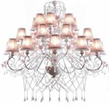 1627/CH24/BI/RS Chandeliers Classic