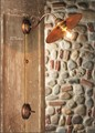739/F Wall Lamps Rustic