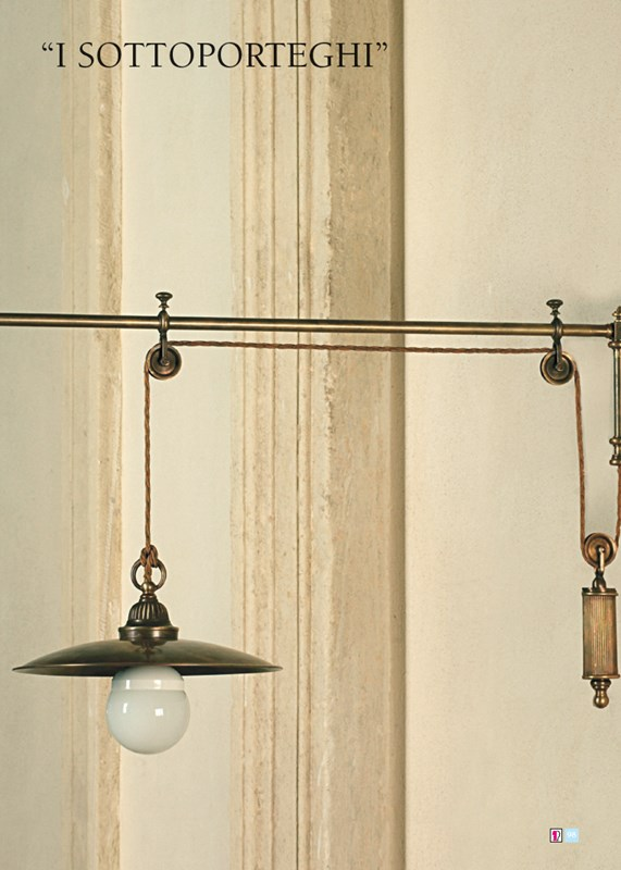 763 Wall Lamps Rustic