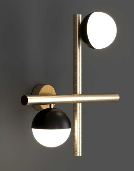 IPM101A2 Wall Lamps Contemporary