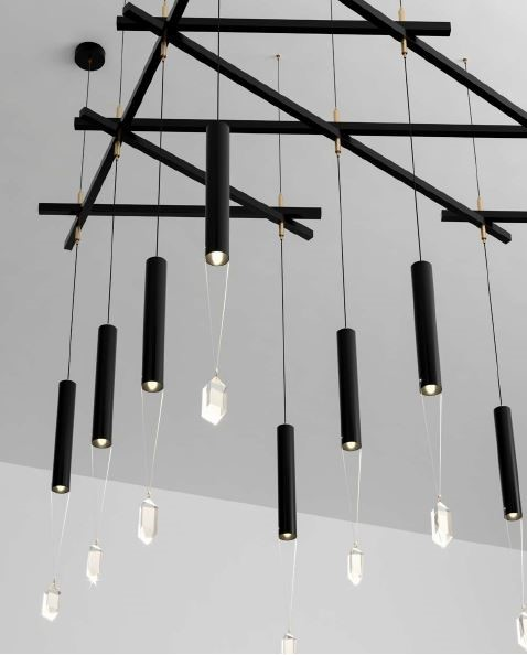 IPM110CH10 Chandeliers Contemporary
