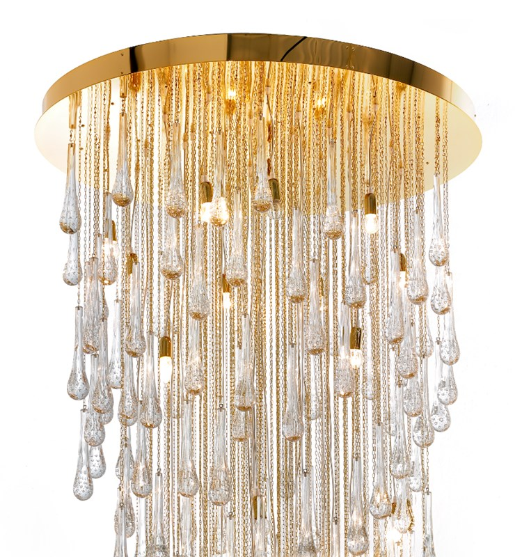 2023CH40/LU Chandeliers Contemporary