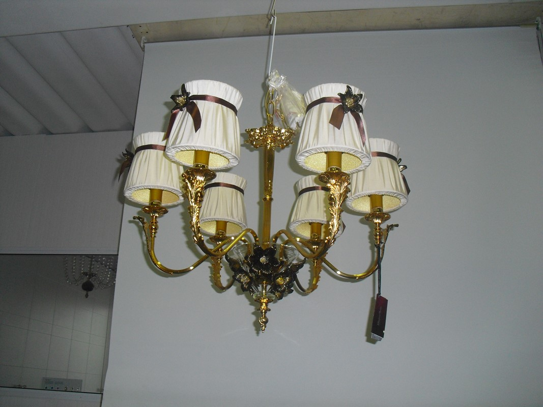 1850/CH6 Chandeliers Classic