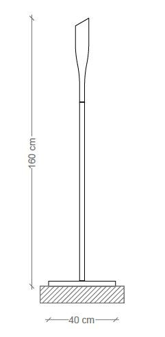 IPM111FL1 Floor Lamps Contemporary