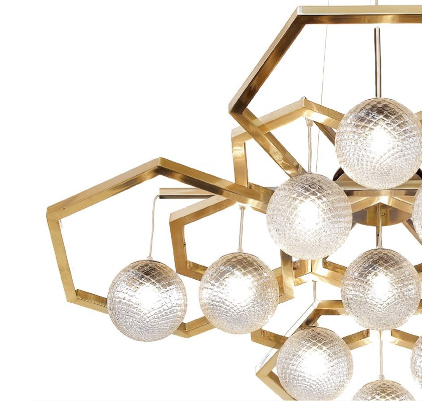 2123/CH11/LU Chandeliers Contemporary