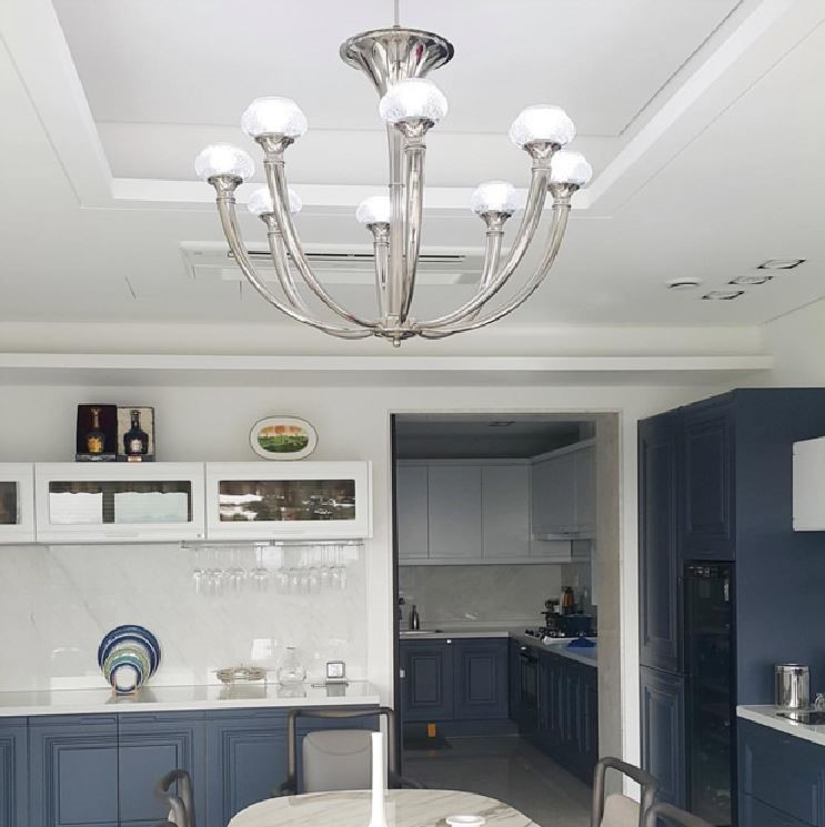 1946/CH8/NL Chandeliers Contemporary