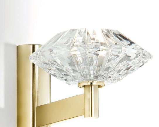 2129/A/SG Wall Lamps Contemporary