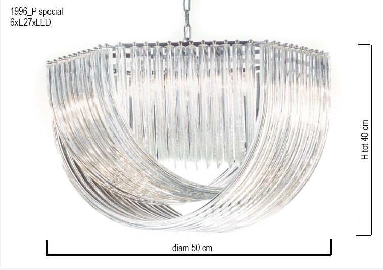1996 Chandeliers Contemporary