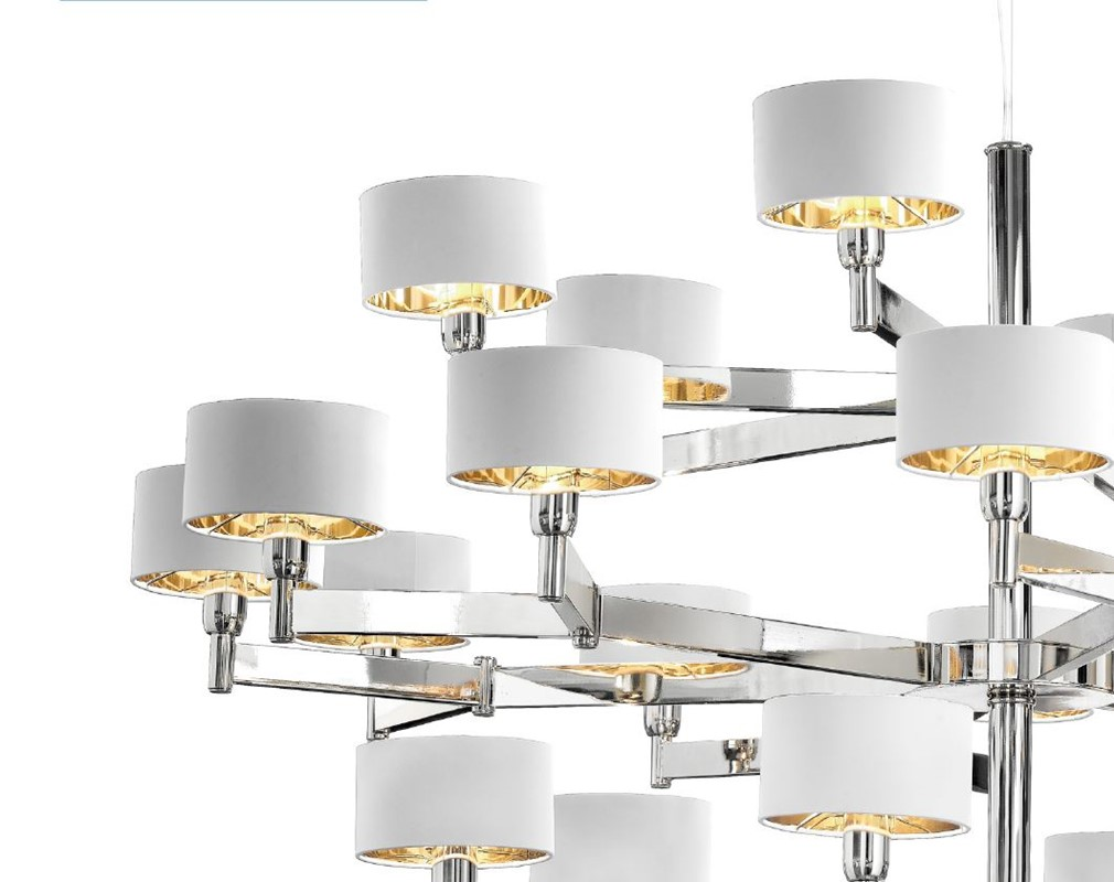 2127/CH24/NL Chandeliers Contemporary